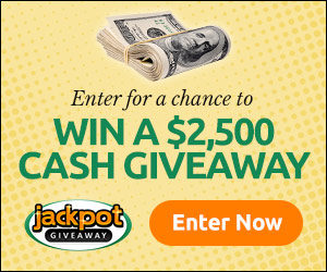 $2500 Cash Giveaway - Giveaway Play
