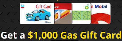 Mobil Gas Card >> Get 1000 Mobil Gas Card Giveaway Play